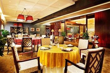 北京中关村皇冠假日酒店中餐厅