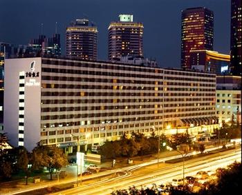 北京京伦饭店酒店外观