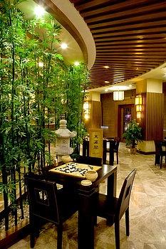武汉弘毅大酒店日餐厅