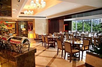 广州礼顿酒店二楼餐厅