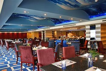 上海中祥大酒店戴斯咖啡厅