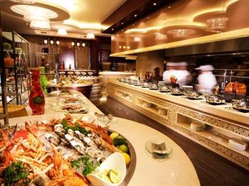 北京中关村皇冠假日酒店雅谷西餐厅