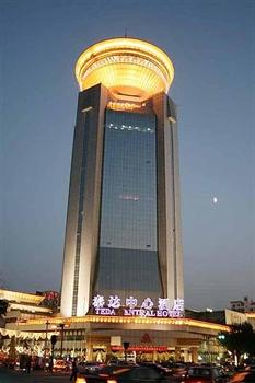天津泰达中心酒店酒店外观图片