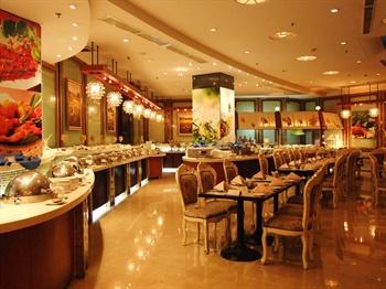 厦门京闽中心酒店自助餐厅