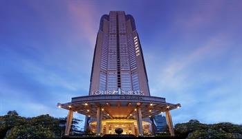 深圳福朋喜来登酒店酒店外观图片