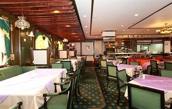 珠海度假村酒店西餐厅