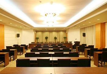 青岛海大学术交流中心北京厅会议室