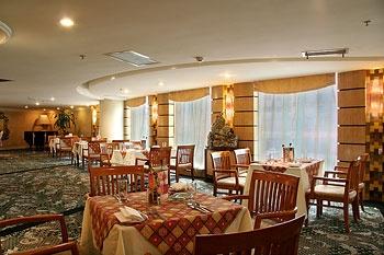 上海锦荣国际大酒店锦汇苑咖啡厅