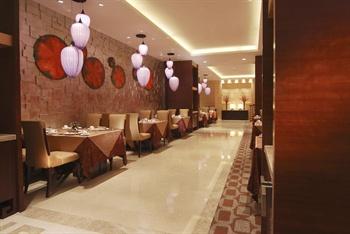 上海财大豪生大酒店中餐厅