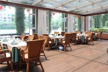 广州南方大酒店西餐厅