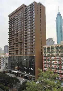深圳鹏威酒店酒店外景图片
