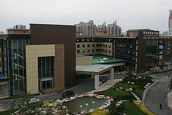 北京西国贸大酒店酒店外观图片