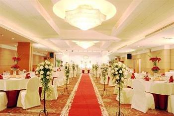 上海建国宾馆宴会厅