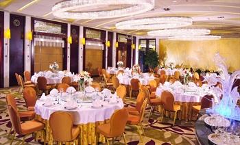 上海金陵紫金山大酒店新紫玉厅