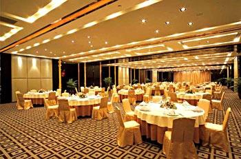 广州白云宾馆白云豪宴中餐厅