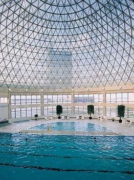 上海华凯华美达广场酒店游泳池
