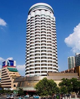 武汉亚洲大酒店酒店外观图片