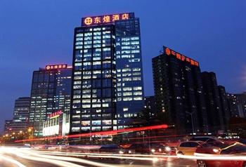北京东煌凯丽酒店酒店夜景图片