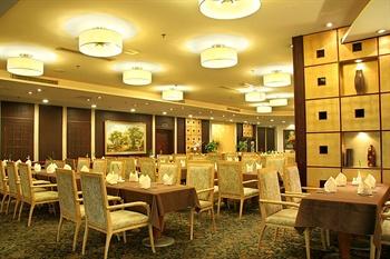 北京西西友谊酒店戛纳西餐厅