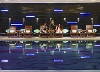 哈尔滨索菲特大酒店泳池