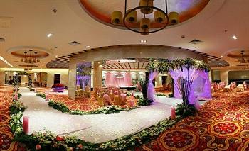 天津晋滨国际大酒店宴会厅