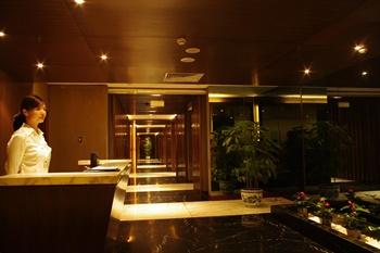 北京太陽花酒店餐廳前臺