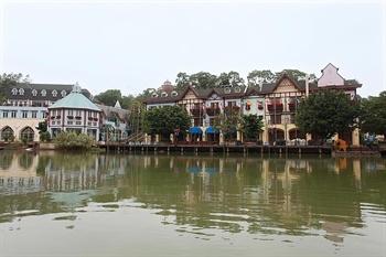 深圳东部华侨城茵特拉根酒店外观图片