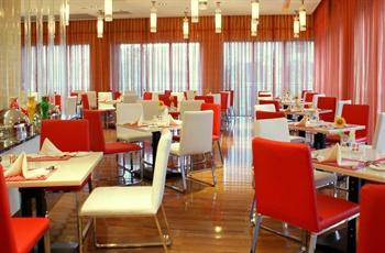杭州华美达酒店无国界西餐厅