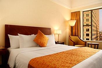 宁波东港波特曼大酒店标准大床房