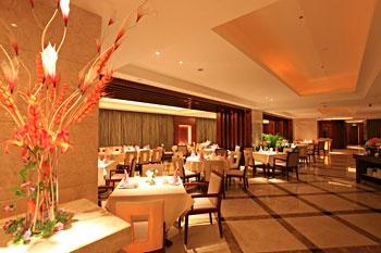 广州礼顿酒店餐厅