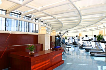 北京海润艾丽华酒店及服务公寓健身房