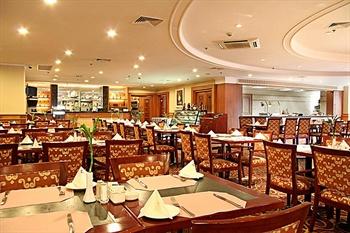 上海通茂大酒店四季咖啡厅