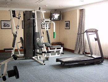 温州奥林匹克大酒店健身房