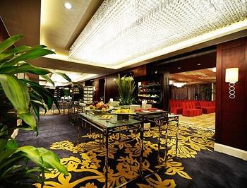 北京中关村皇冠假日酒店宴会自助厅