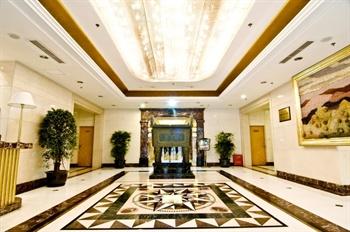 上海通茂大酒店大堂