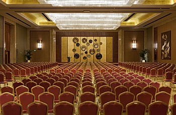 北京富力万达嘉华酒店大宴会厅