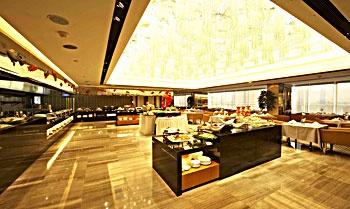 广州白云宾馆祥云西餐厅
