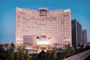 北京兴基铂尔曼饭店酒店外观图片