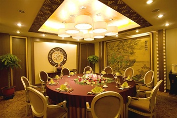 北京锦江富园大酒店中餐包间-锦园厅