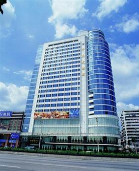 广州华威达商务酒店外观