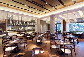 广州花都木莲庄酒店盛宴西餐厅