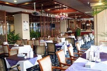 佛山金城大酒店二楼点石西餐厅