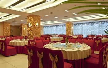 昆明荷泰温泉酒店1楼中餐厅