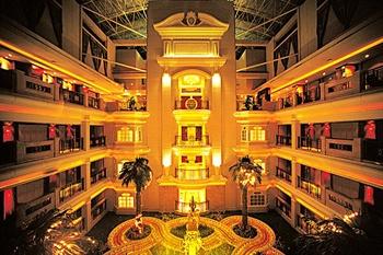 上海南新雅大酒店中庭