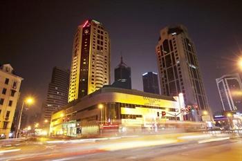 上海齐鲁万怡大酒店外景图片