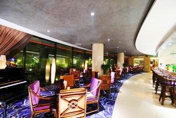 西安建国饭店查理士酒吧