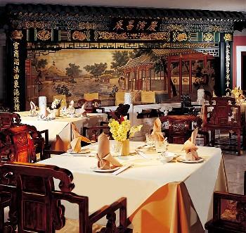 北京昆仑饭店锦园餐厅-乐坊