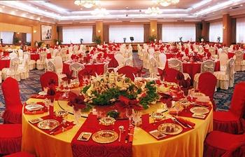 天津泰达中心酒店餐厅