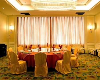 武汉中南花园饭店东湖厅