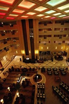上海东方滨江大酒店(国际会议中心)大厅